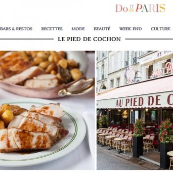 Au Pied de Cochon fait partie des meilleures brasseries parisiennes à vous accueillir jusqu'au bout de la nuit !